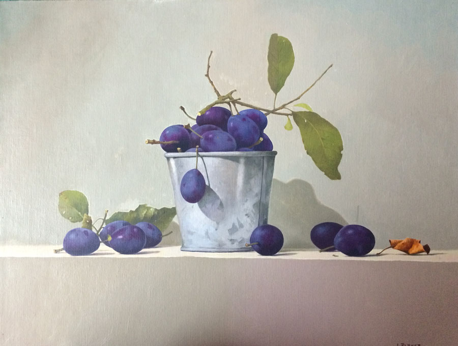 Damsons by IAN PARKER