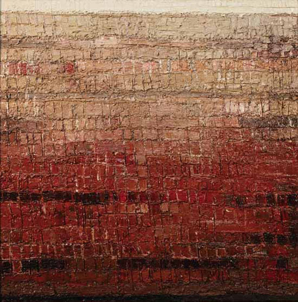 Harmony in Red and Ochre by JAKE ATTREE